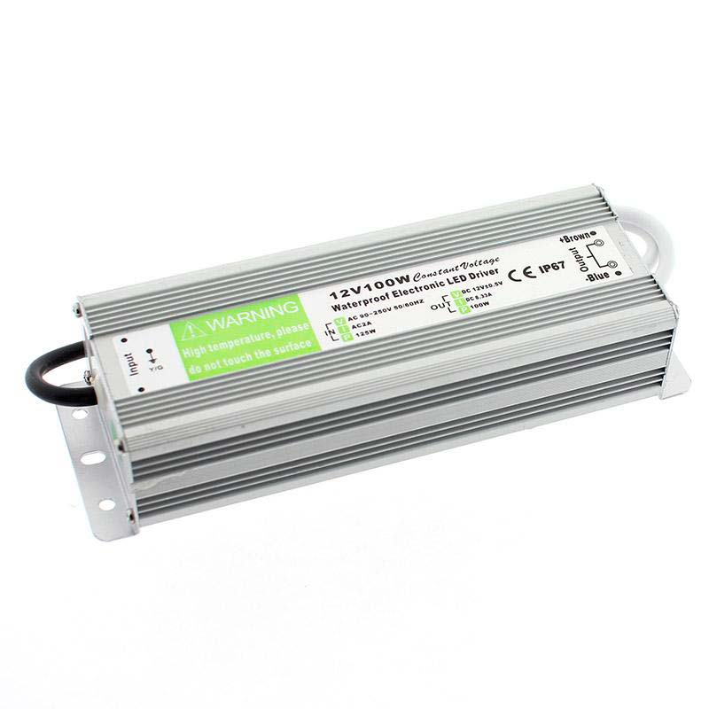 12V/100W/8,3A LED power source